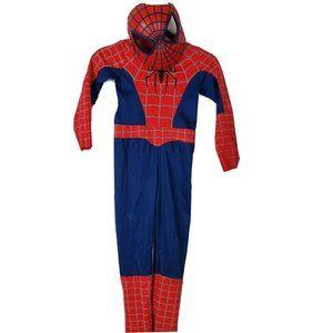 SPIDERMAN HALLOWEEN COSTUME SUIT MASK SET DRESS UP